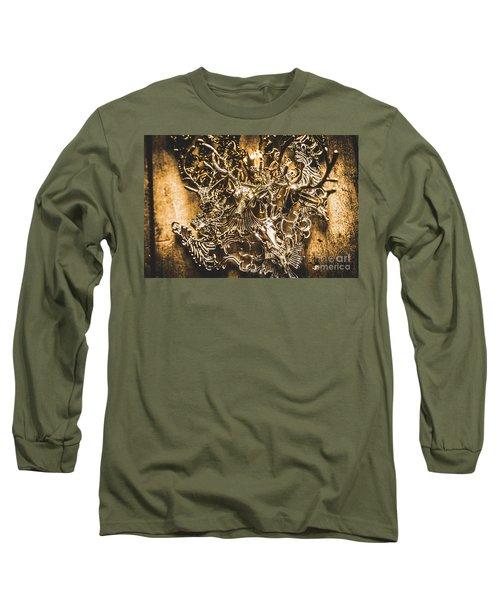 Wild Abundance Long Sleeve T-Shirt