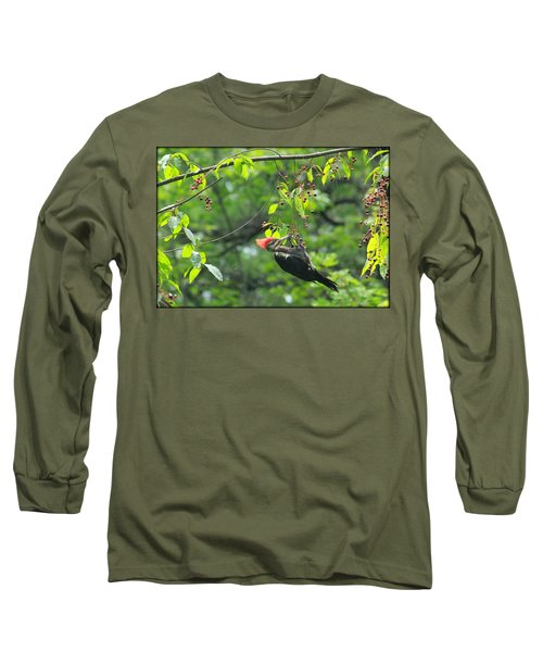Wild Cherry Snack Long Sleeve T-Shirt