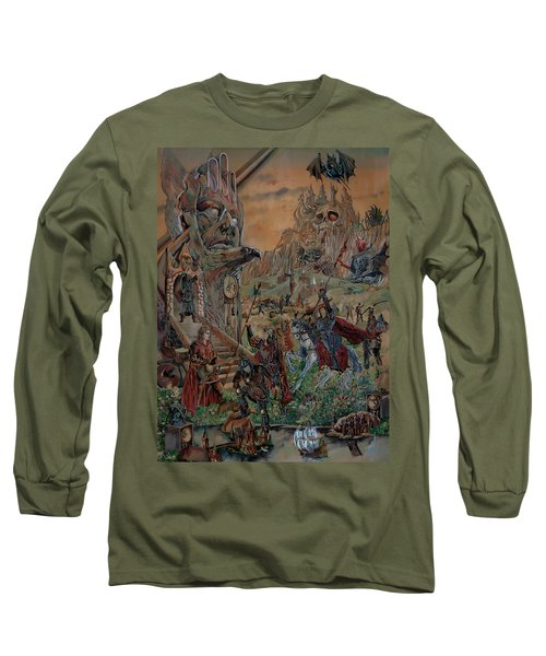 Wild Fantasy Long Sleeve T-Shirt