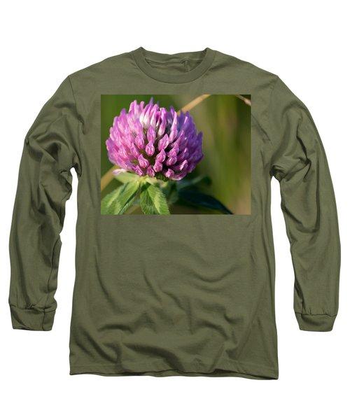Wild Flower Bloom  Long Sleeve T-Shirt