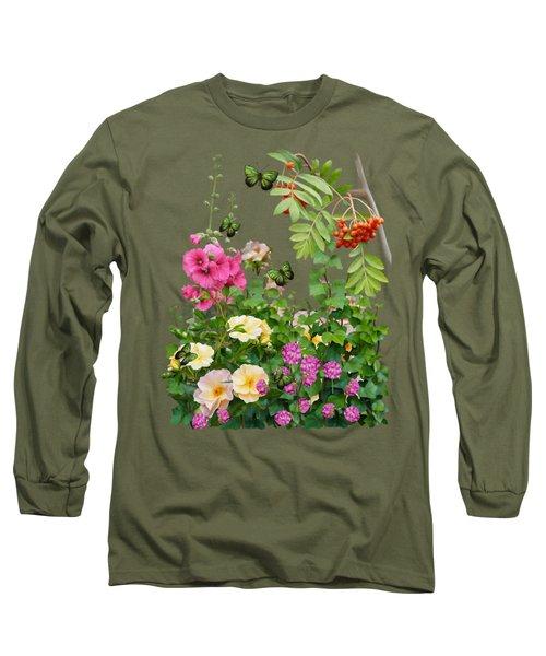 Wild Garden Long Sleeve T-Shirt