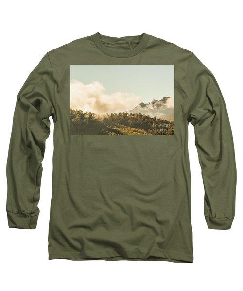 Wild Morning Peak Long Sleeve T-Shirt