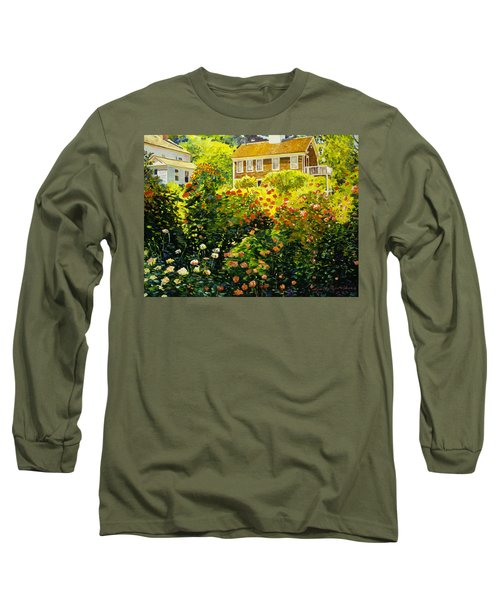 Wild Rose Country Long Sleeve T-Shirt