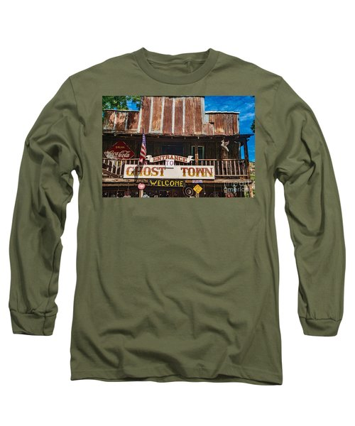 Southwest Long Sleeve T-Shirt
