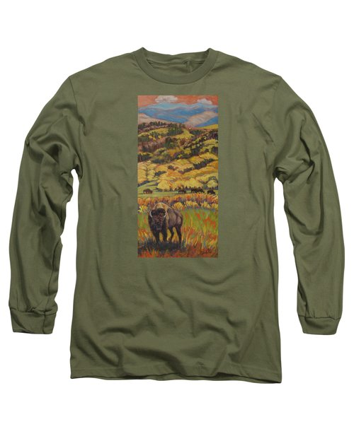 Wild West Splendor Long Sleeve T-Shirt