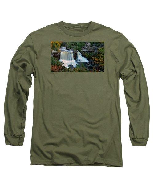 Wild West Virginia Long Sleeve T-Shirt