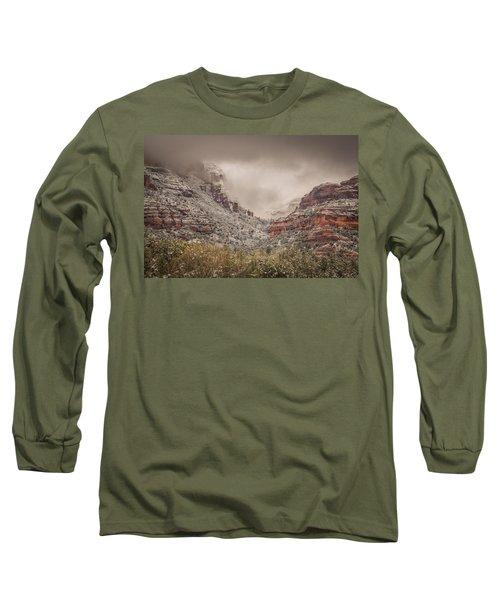Boynton Canyon Arizona Long Sleeve T-Shirt
