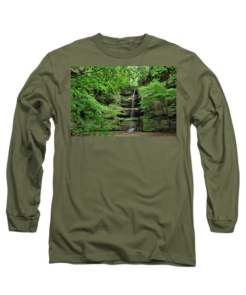 Wildcat Canyon Falls Long Sleeve T-Shirt