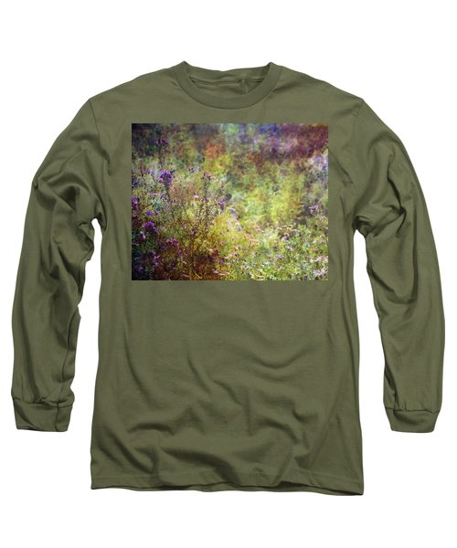 Wildflower Garden Impression 4464 Idp_2 Long Sleeve T-Shirt