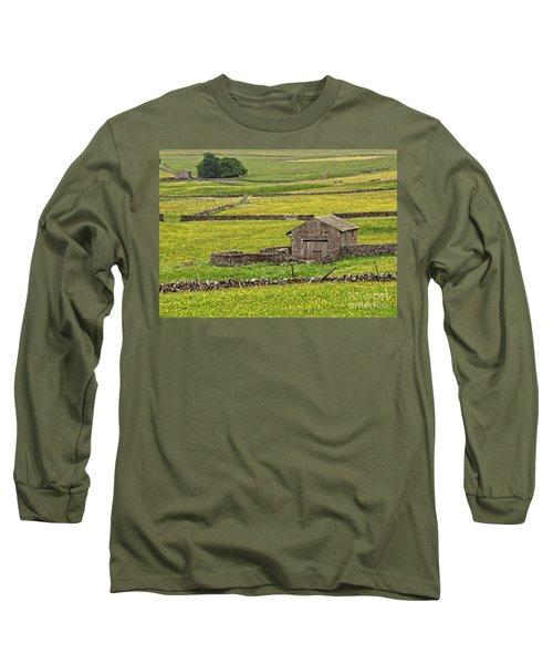 Wildflower Meadows Long Sleeve T-Shirt