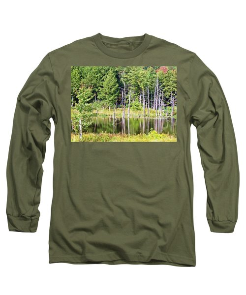 Wildness Long Sleeve T-Shirt