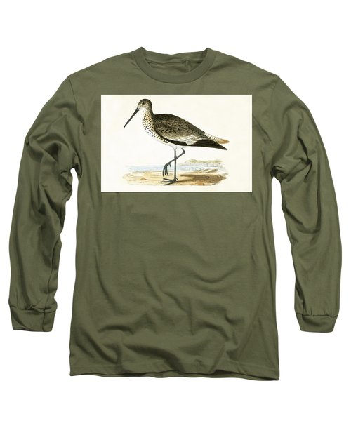 Willet Long Sleeve T-Shirt by English School