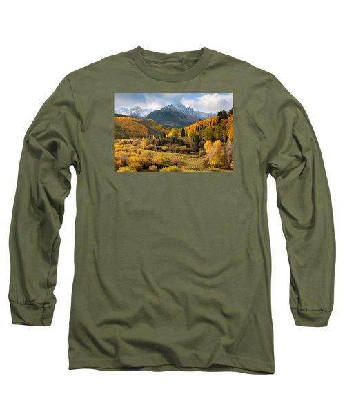Willow Swamp Long Sleeve T-Shirt by Steve Stuller