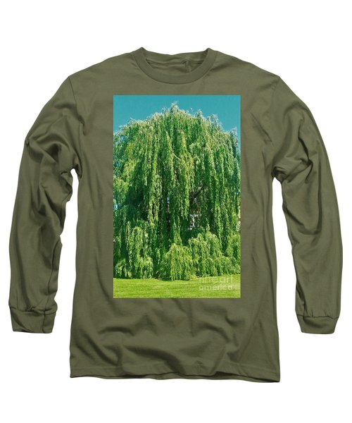 Willow Weep For Me Long Sleeve T-Shirt