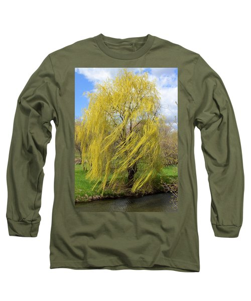 Wind In The Willow Long Sleeve T-Shirt