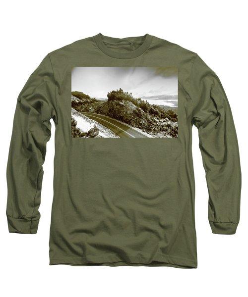 Winding Gordon River Road Long Sleeve T-Shirt