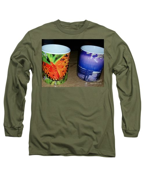 Windows From Heaven Products Long Sleeve T-Shirt