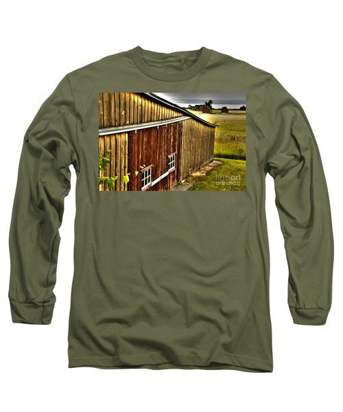 Wine Barn Long Sleeve T-Shirt