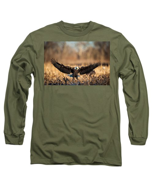 Wing Span Long Sleeve T-Shirt