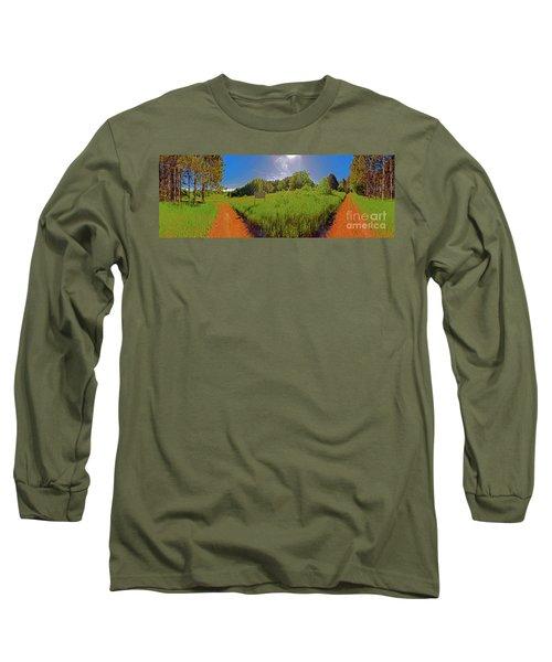 Wingate Prairie Long Sleeve T-Shirt