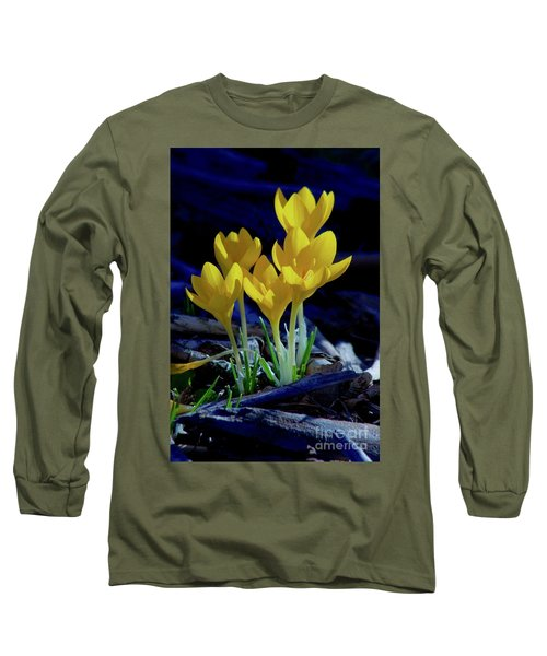 Winter Bloom Long Sleeve T-Shirt