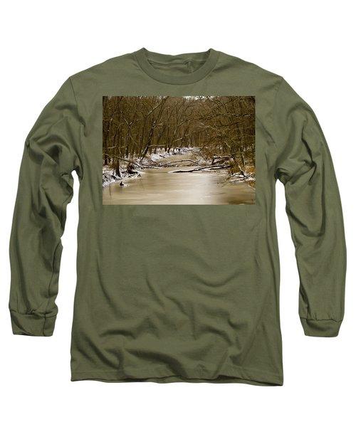 Winter Creek Long Sleeve T-Shirt