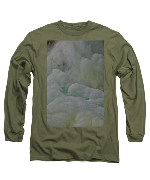 Winter Green Long Sleeve T-Shirt