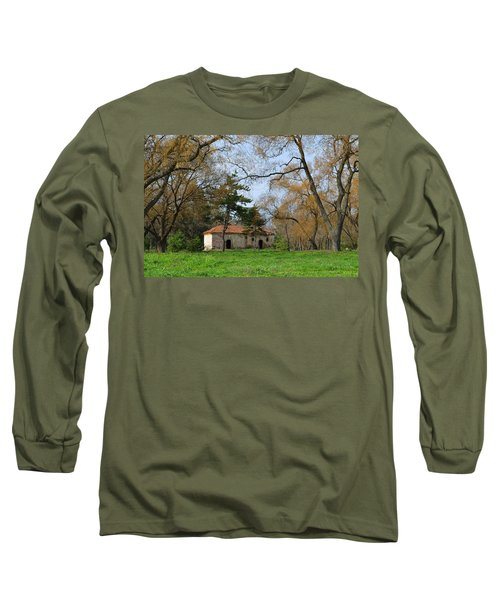 Winter Is Gone Long Sleeve T-Shirt