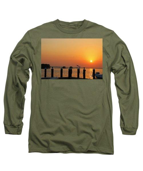 Winter Lullabye Long Sleeve T-Shirt