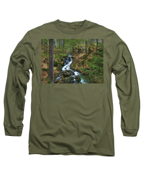 Winter Run Off Long Sleeve T-Shirt