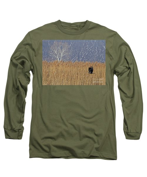 Winter Solace Long Sleeve T-Shirt