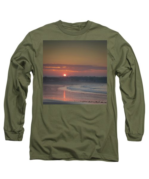 Winter Sunrise - Kennebunk Long Sleeve T-Shirt