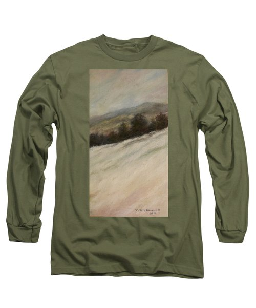 Winter Twilight Long Sleeve T-Shirt