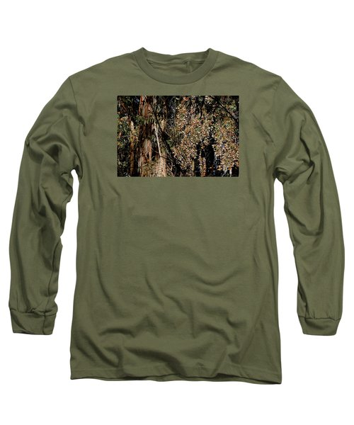 Wintering Monarchs Long Sleeve T-Shirt