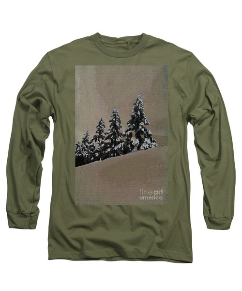 Winters Eve Long Sleeve T-Shirt