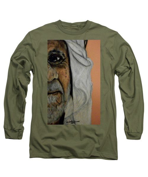 Wisdow Eye Long Sleeve T-Shirt