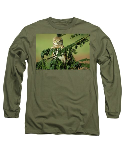 Wise Watcher Long Sleeve T-Shirt