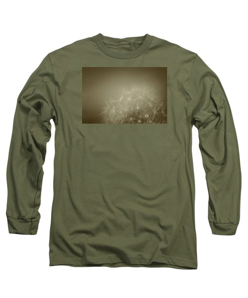 Long Sleeve T-Shirt featuring the photograph Wishing Well by The Art Of Marilyn Ridoutt-Greene