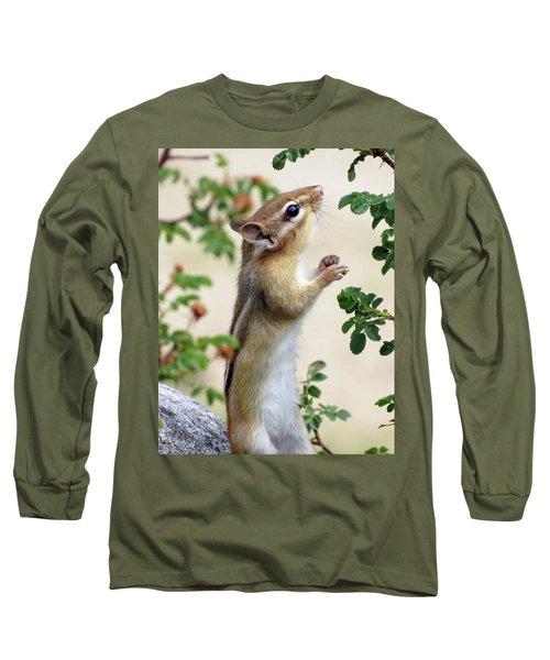 Within Reach - Chipmunk Long Sleeve T-Shirt