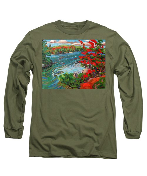 Wolf Creek Long Sleeve T-Shirt
