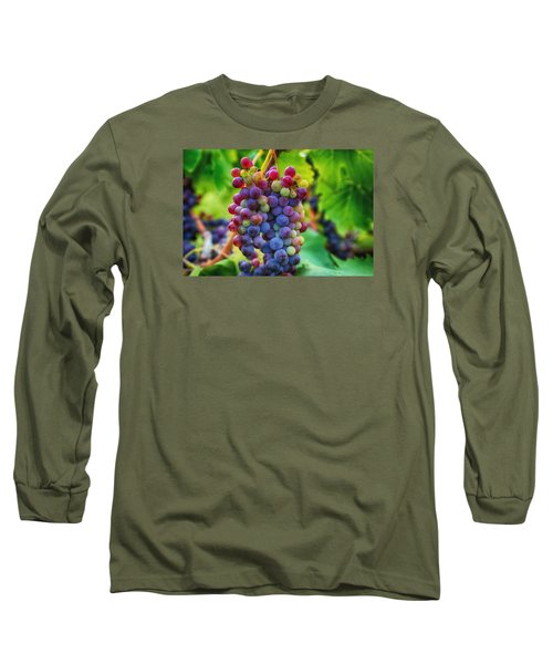 Long Sleeve T-Shirt featuring the photograph Wonderful Colors by Lynn Hopwood
