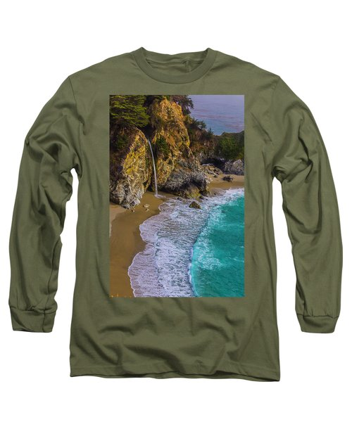 Wonderful Mcway Falls Long Sleeve T-Shirt
