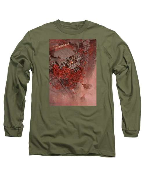 Wonders Liyomizu Long Sleeve T-Shirt by Te Hu