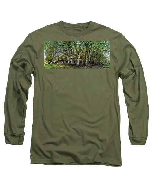 Woodland Long Sleeve T-Shirt