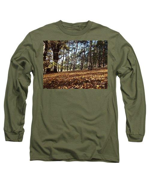 Woodland Carpet Long Sleeve T-Shirt