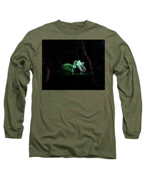 Woodland Fairies Long Sleeve T-Shirt by Ellery Russell