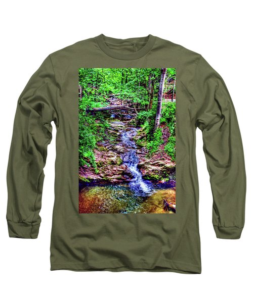 Woodland Stream Long Sleeve T-Shirt