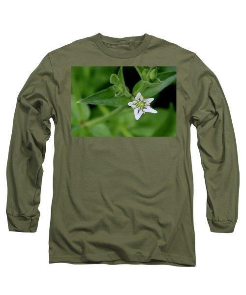 Woodland Wildflower Long Sleeve T-Shirt