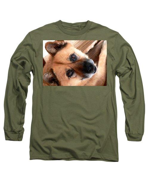 Woodrow Wooten Long Sleeve T-Shirt