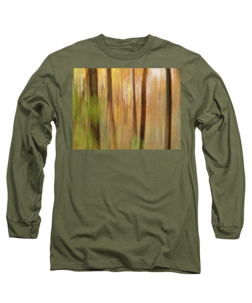 Woodsy Long Sleeve T-Shirt by Bernhart Hochleitner